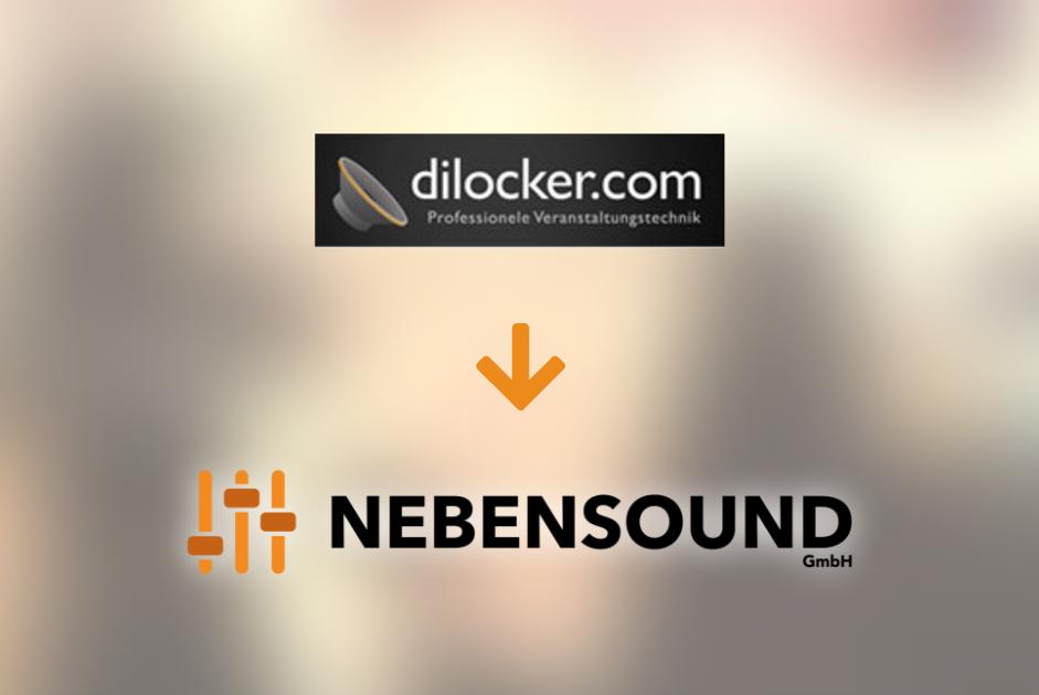 Aus dilocker.com wird nebensound